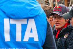 Ivan ORIGONE (ITA), record du monde de Ski de Vitesse - Vars, 26 mars 2016