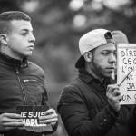 Rassemblement Charlie Hebdo Grenoble